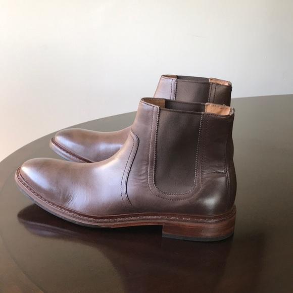 d69c465b968 Cole Haan Men's Size 11B Brown Chelsea Boots NWT